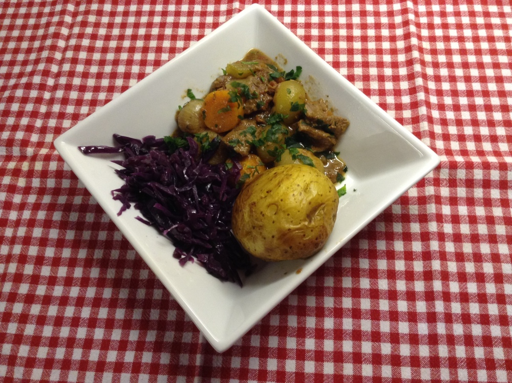 Potato Week and Stifado (3/5)