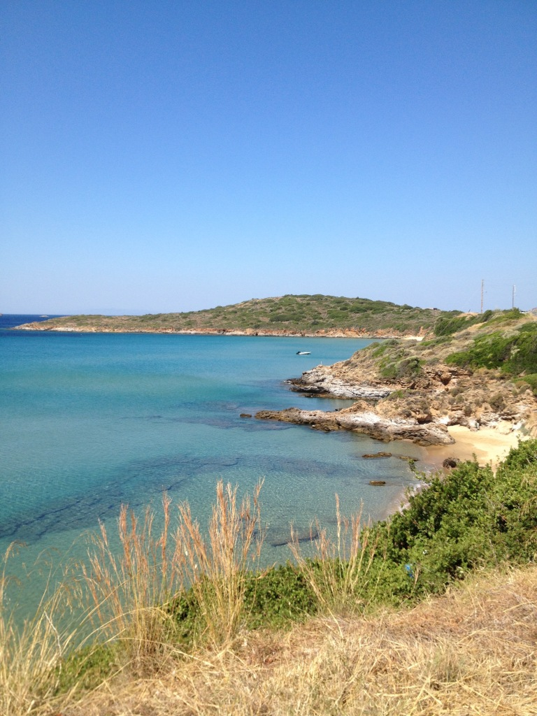 Andros scenery