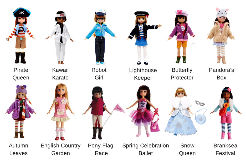 Lottie Dolls: Let Girls Dream Beyond The Princess Dresses