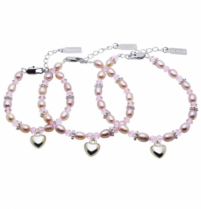 princess-3-generations-bracelet-princess-with-heart