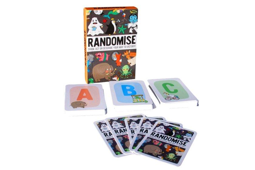 Randomise Cards