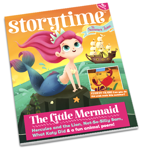 Storytime_kids_magazines_issue24_the_Little_Mermaid