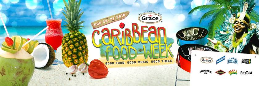 Caribbean Food Week 2016